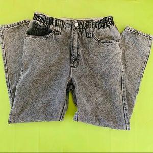 "Vintage P. S. Gitano high-rise ""mom"" jeans, 28"